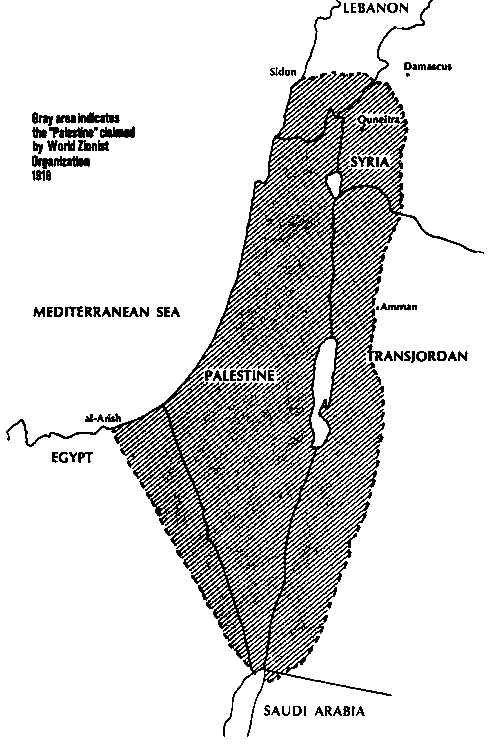 Where Is Palestine Located In Israel And Why Is The Territory Fought