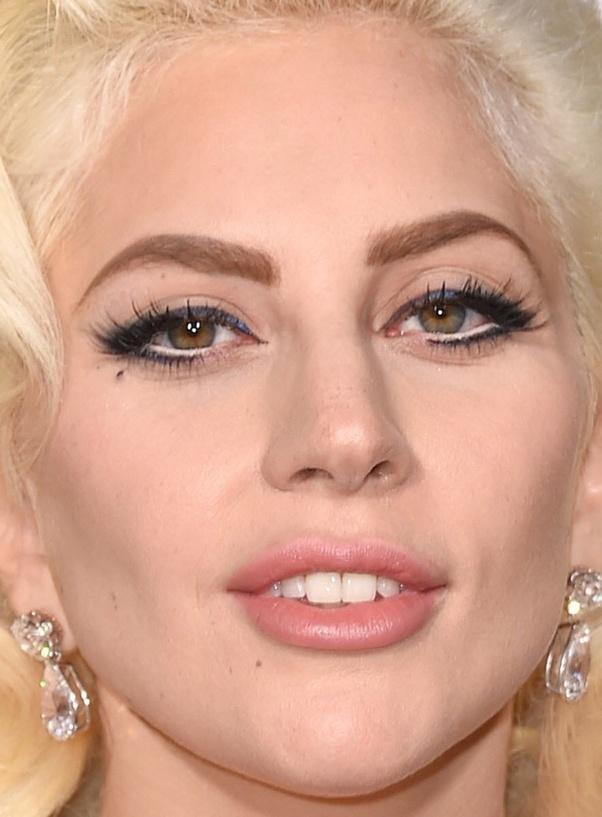 What Color Are Lady Gagas Eyes Quora