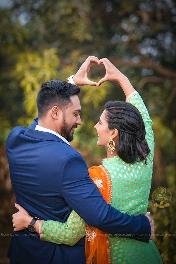 What Is The Motive Behind Pre-wedding Photoshoots?