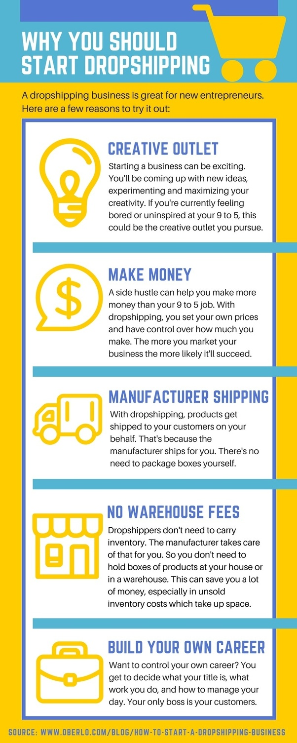Is it a good idea to start a dropshipping business now using