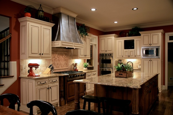 Cabinets Should Recessed Lighting