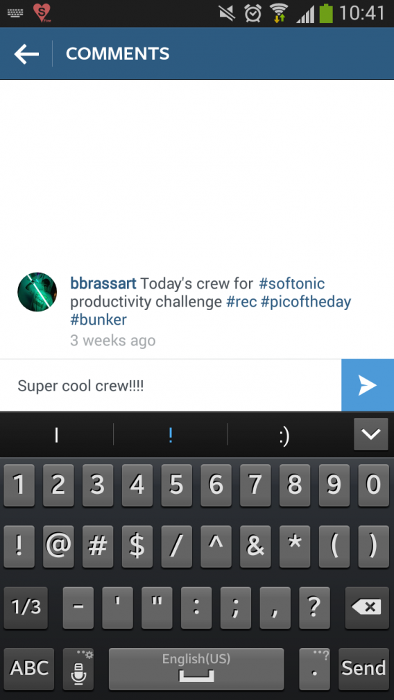How To Put Emoticons In Instagram Chat Or Elsewhere Quora