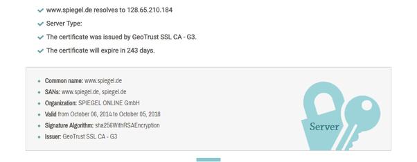 Why isn\'t Spiegel Online served via HTTPS? - Quora
