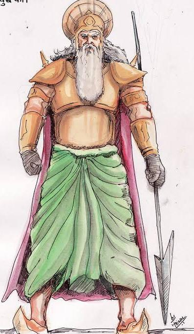 Who Was The Most Aged Warrior In The Mahabharata Quora