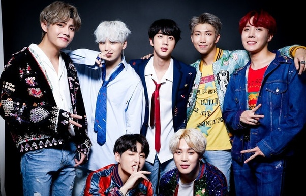 What is the real name of BTS? - Quora