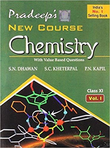 12th Std Chemistry Book Volume 1