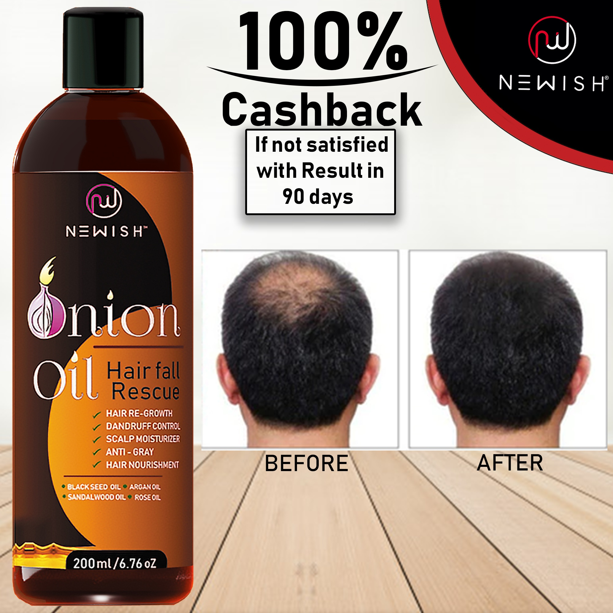 Which hair oil is best to stop premature graying hair? - Quora