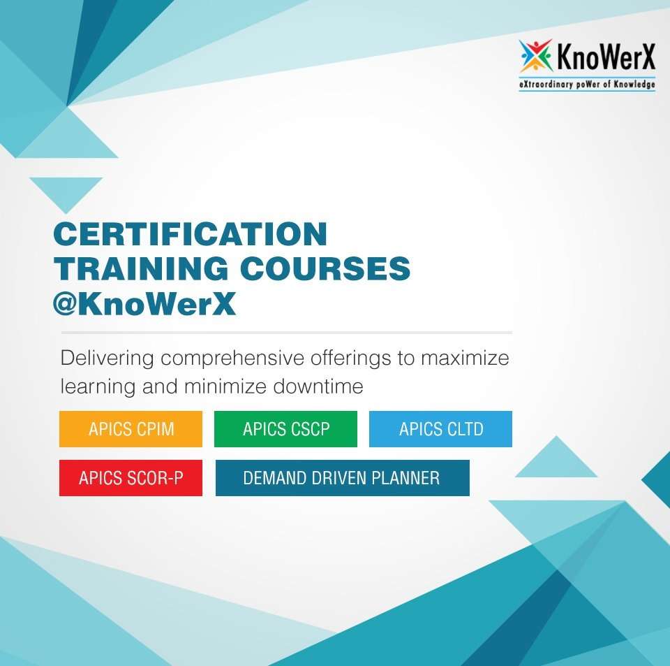 Which Is The Best Institute For Certification In Logistics And