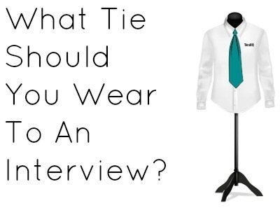 What type of tie i should wear for an interview quora plain when choosing a tie its best to avoid choosing ones that are too bold if you turned up to the interview wearing a novelty tie featuring a bold ccuart Gallery