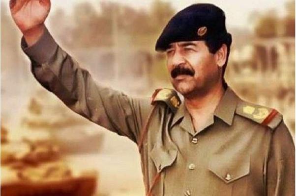ما معنى مهيب ركن وكيف هي أعلى رتبة عسكرية في العالم وكيف وصل لها صدام حسين Quora