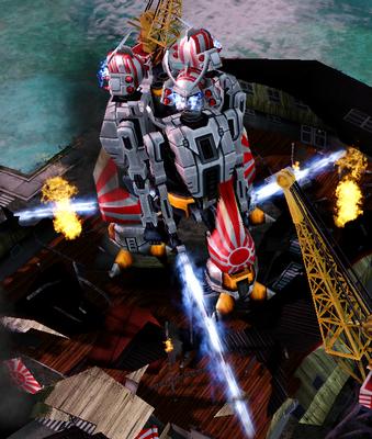Image result for shogun executioner red alert 3