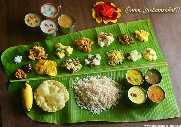 The Best Thing About Kerala Food Is Not Just How It Tastes Like But Also Served Everything And Her So Beautiful That