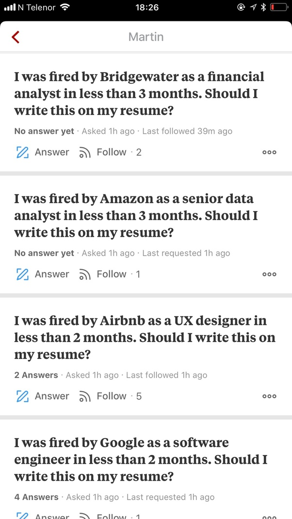 I was fired by Airbnb as a UX designer in less than 2 months