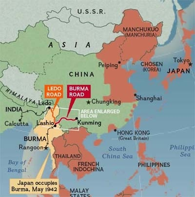 Why china is considered one of the five major victorious nations this map is china during the 1940s the major cities were mostly occupied if china had surrendered during this time japan could re deploy their soldiers gumiabroncs Image collections