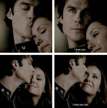The Vampire Diaries TV Series Which Couple Feels Right Delena Or
