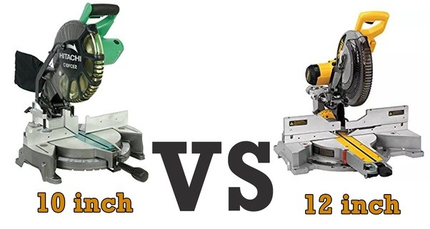 Should i use a 10 inch or 12 inch miter saw quora now a great place to find both of the options from the best miter saw brands out there is mitersawjudge with reviews main features as well as pros and greentooth Image collections
