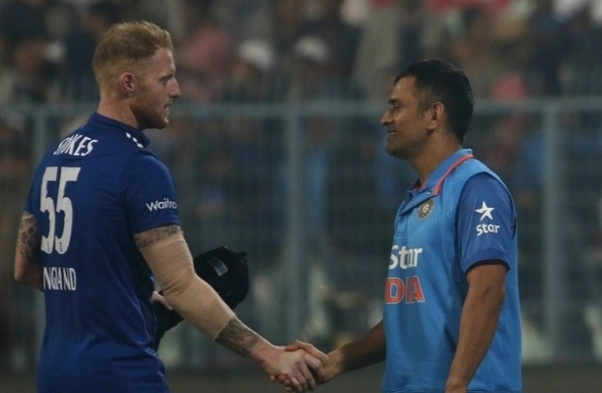 Can we compare Ben Stokes with MS Dhoni? - Quora