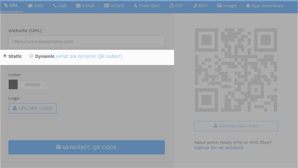 How to generate my own and free QR code - Quora