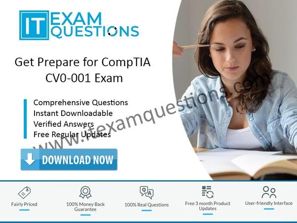 How to easily pass the CompTIA CV0-001 Dumps - Quora