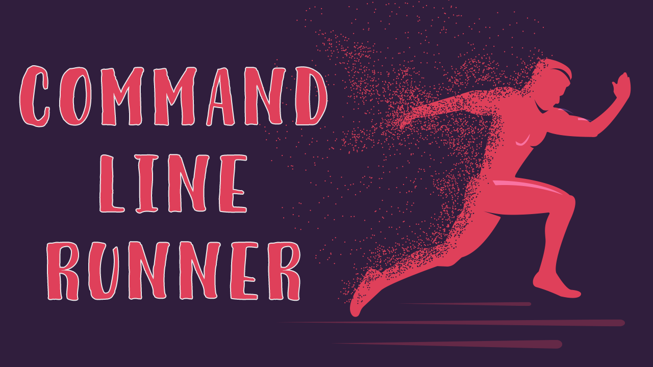 What is the difference between Command Line Runner and