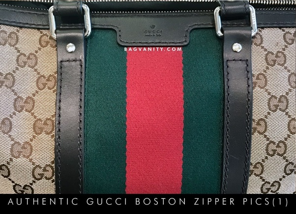 1db413405 For those purse lovers who'd rather buy their bags outside of a Gucci  boutique or authorized resellers like Neiman Marcus and Saks, use these  clues to tell ...