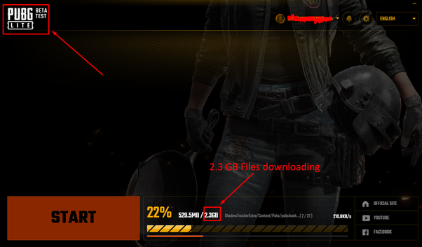What Is The Pubg Pc Lite Online Download Size After Installing A 61mb Setup Quora