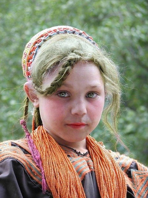 Are the Pashtun people considered to be white? - Quora