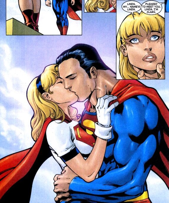 Superman dating