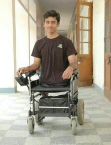 Naga Naresh Karutura has just passed out of IIT Madras in Computer Science and has joined Google in Bangalore. You may ask whatu0027s so special about this ...  sc 1 st  Quora : scientist in a wheel chair - Cheerinfomania.Com