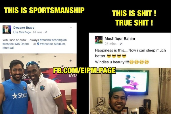 What Are Some Of The Best And The Worst Examples Of Sportsmanship In