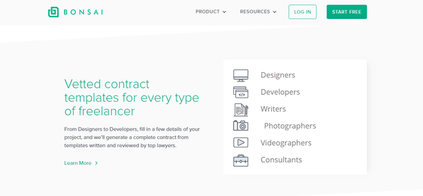 software freelance contract template