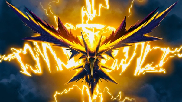 What is the strongest legendary Pokemon that's a bird? - Quora