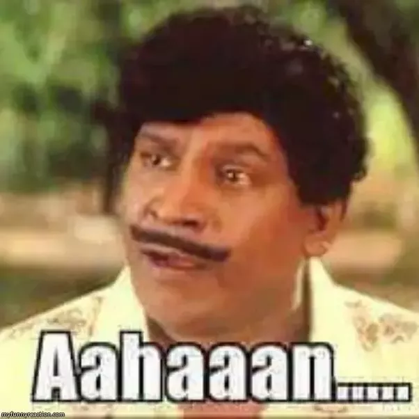 Best Comedy Quotes Of All Time: What Is Your Favourite Comedy Of Tamil Comedian Vadivelu