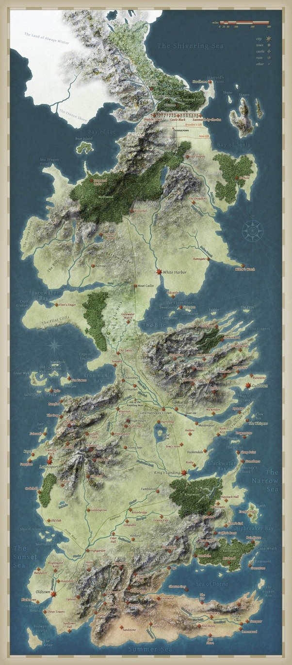 What is the best game of thrones world map i can use to follow but since westeros map didnt have house names in it i edited this map to following gumiabroncs Image collections