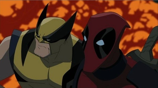 Superior Are There Deadpool Cartoons? Why?   Quora