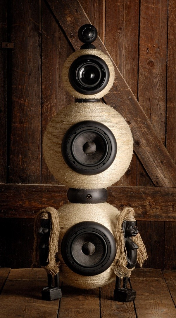 What Are The Most Beautiful Slim Floor Standing Speakers