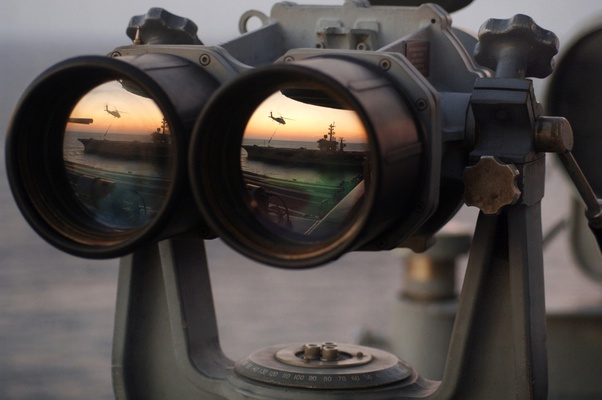 What is field of view in Binoculars, Spotting Scopes and