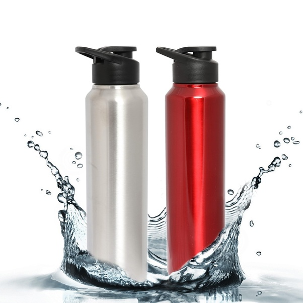2ab9a639f66 High quality stainless steel water bottle - the only made in India bottle  with exact 1000ml (unlike other brands). Whether you are outside playing a  sport
