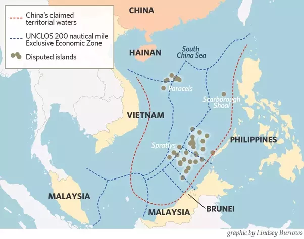 Are vietnams bases to claim islands in south china sea reliable the vietnamese people has discovered and exercised its sovereignty over the two archipelagos with ancient geography books and maps of vietnam clearly gumiabroncs Images