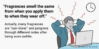 what does scent mean