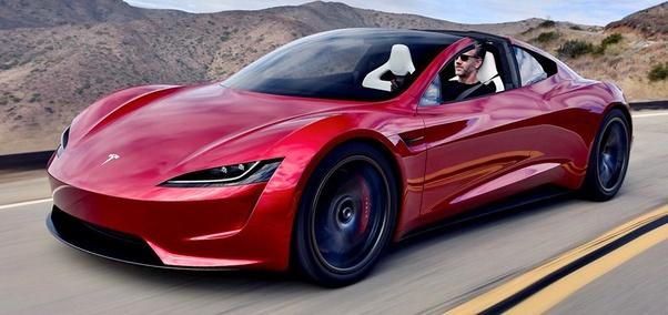Can A Tesla Roadster Beat A Bugatti Quora