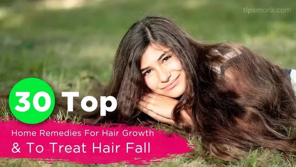 Regain Lost Hair Naturally