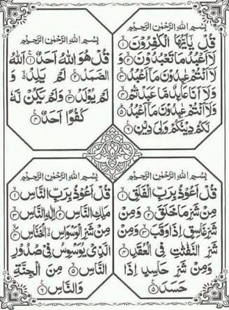 Which sura should I read for my dead mom? - Quora