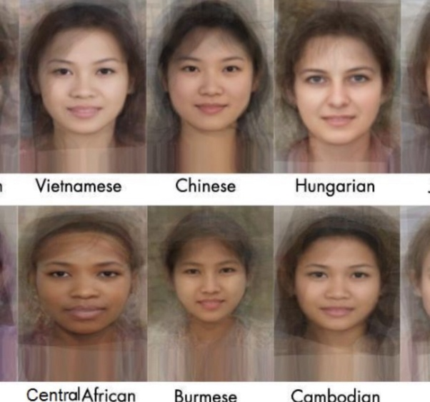 Why Do Modern Vietnamese Look More Like Koreans And Japanese Rather Than Chinese Or Cambodians Quora