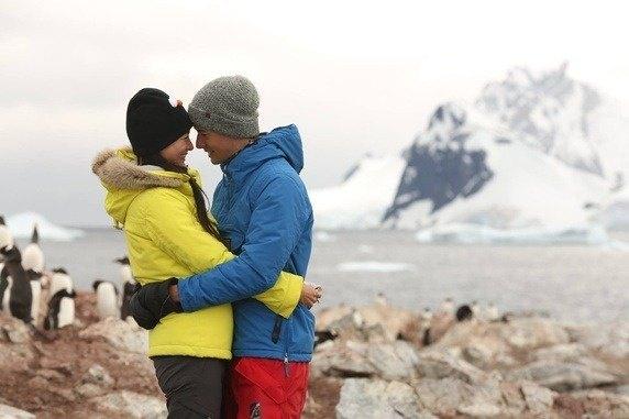 Qu'est-ce que ça fait de se marier en Antarctique? Pourquoi les couples décident-ils de le faire là-bas et quels sont les moments les plus drôles?