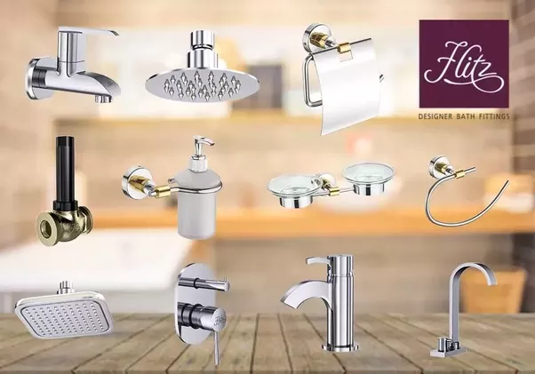 Flitz Designer Bath Fittings As A C.P.fitting Manufacturers Is Epitome In  Bathroom Luxury. Flitz Offers A Huge Range Of Bathroom Accessories Like  Showers, ...