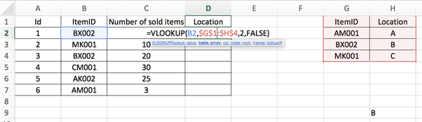 How To Use The If And Vlookup Functions Together In Excel Quora