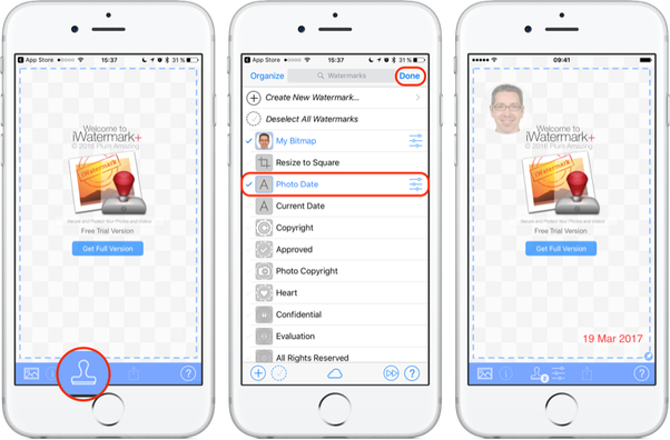 how to add printer to iphone how to add date taken to iphone iphotos photos before 18562