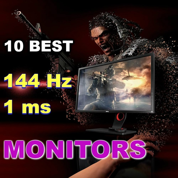 What are some of the better 144hz 1ms monitors? - Quora