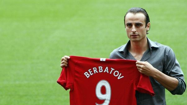 58b185b2b How good of a player was Berbatov  - Quora